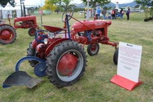 Farmall Cub & Plough